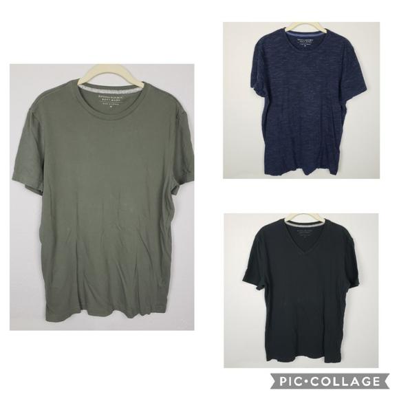 Banana Republic tshirt set of 3 size M